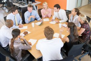 Designing a Conference Room for Your Maryland Business